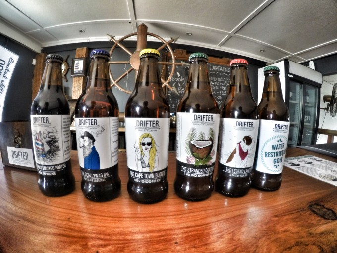 Drifter Brewing Co Beers 1