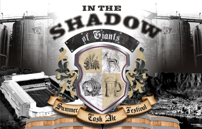 In The Shadow of Giants Logo