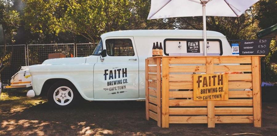 Faith Brewing Co Beer Fest
