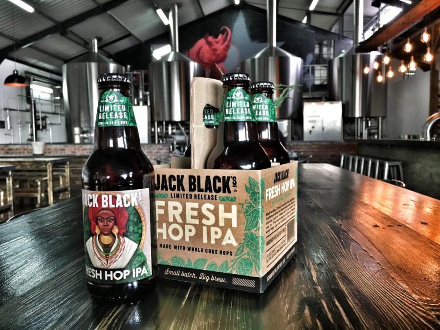 Jack Black Fresh Hop IPA