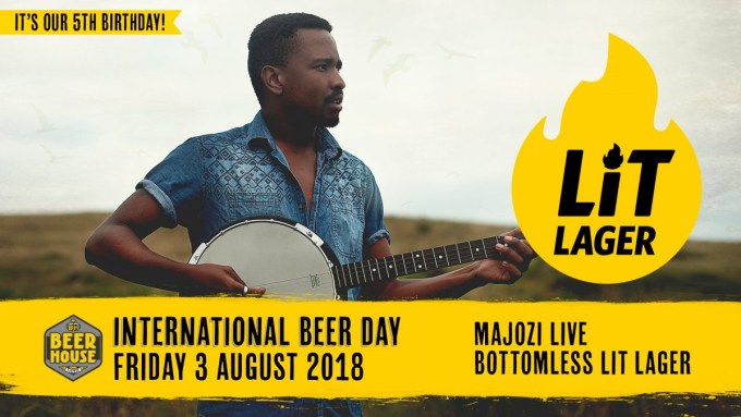 Beerhouse on Long 5th Birthday Majozi Live