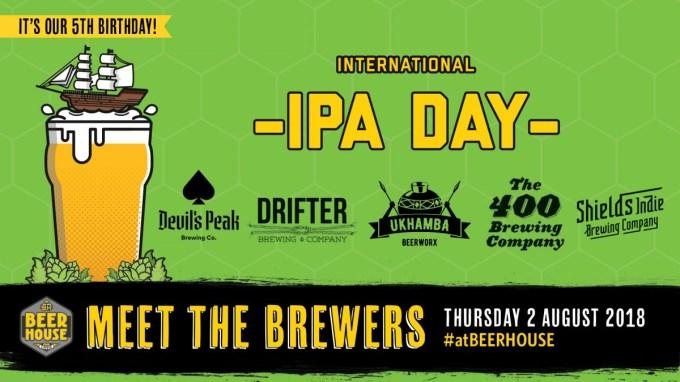 Beerhouse on Long 5th Birthday IPA Day