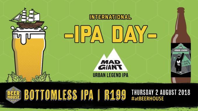 Beerhouse Fourways IPA Day