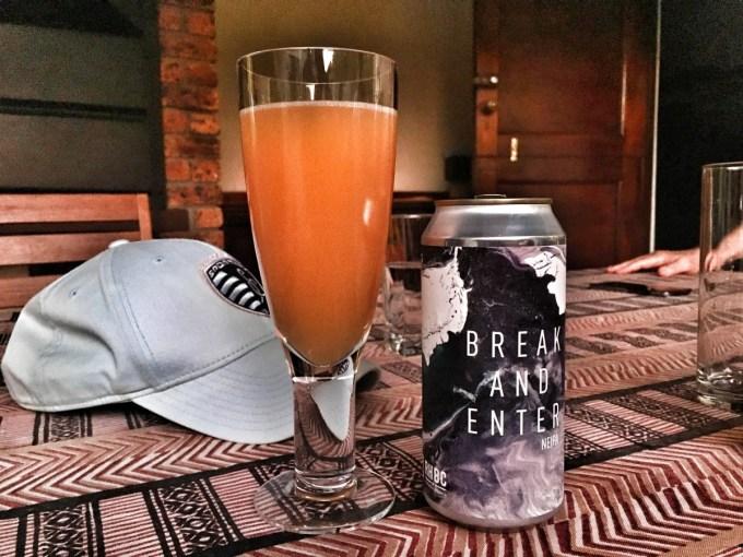 Feral Brew x RHBC Break and Enter NEIPA