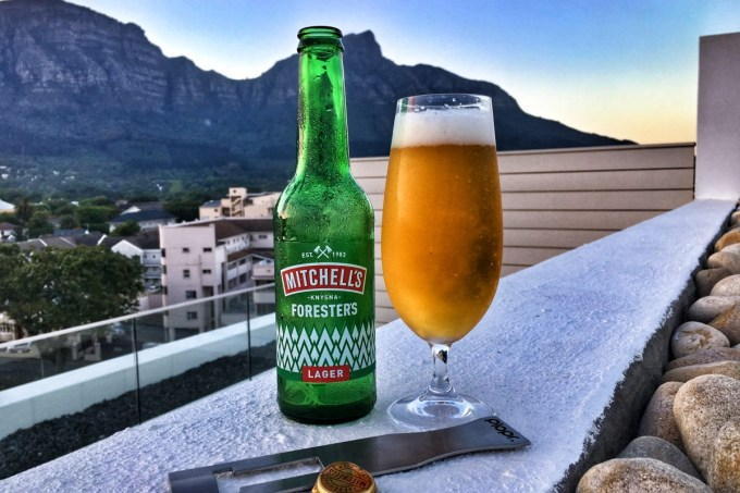 Mitchell's Knysna Forester's Lager
