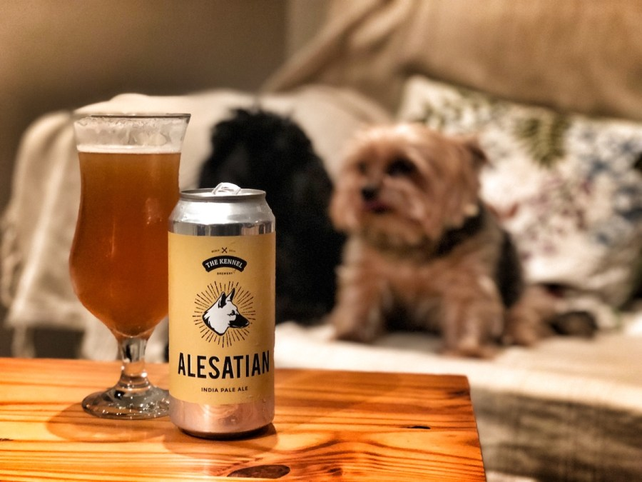 Kennel Brewery Co Alesatian IPA