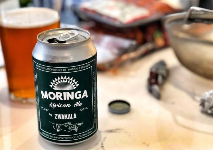 Zwakala Brewery Moringa Africa Ale