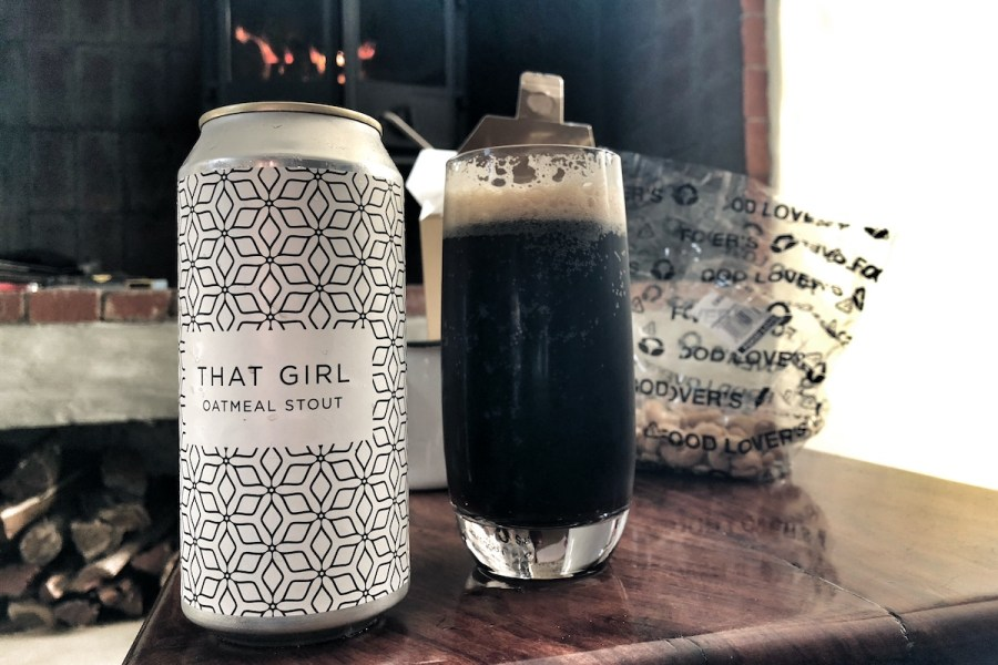 RHBC That Girl Oatmeal Stout