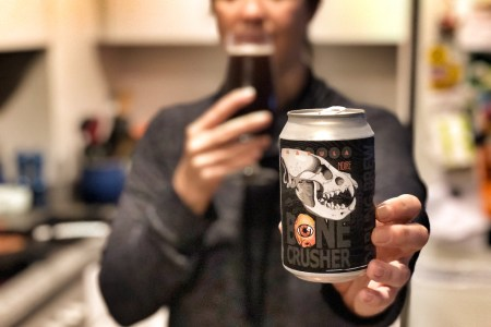 Darling Marula Noir Bone Crusher