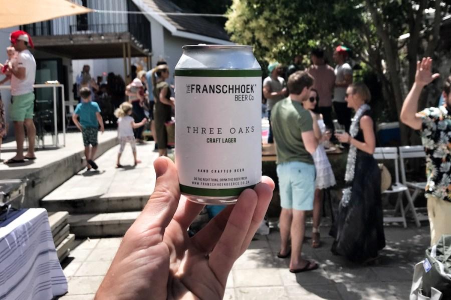Franschhoek Beer Co. Lager