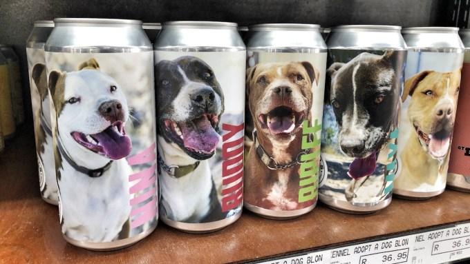 Kennel Brewery Adopt a Dog Blonde Ale