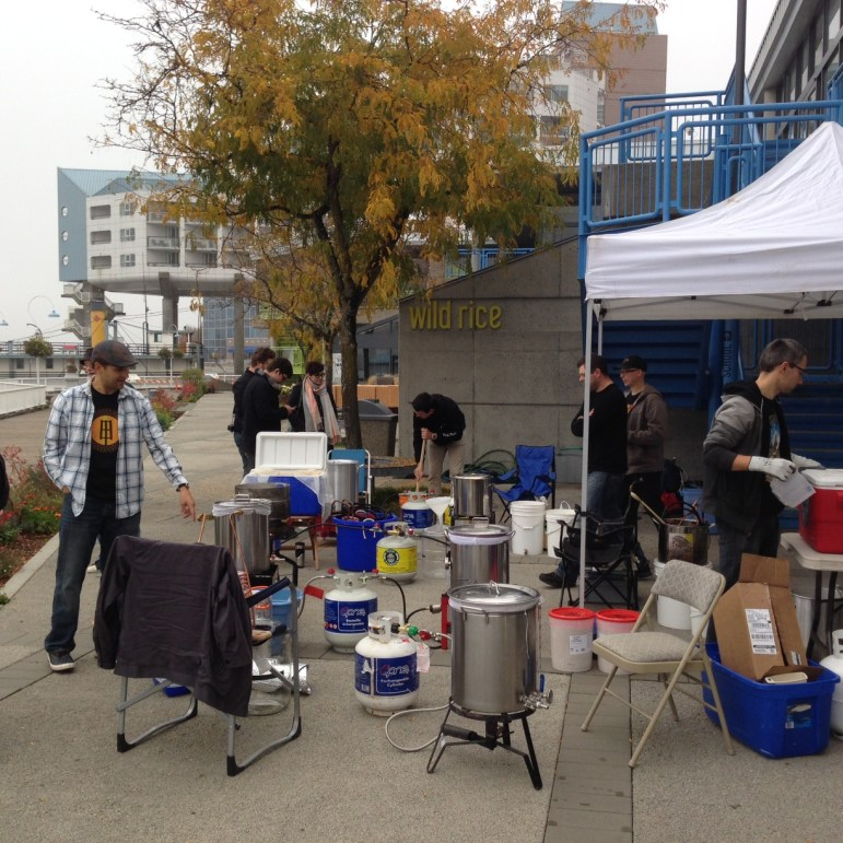 Oct 2013 - First Annual Wort Day on the Quay
