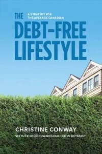 The Debt-free Lifestyle - book cover