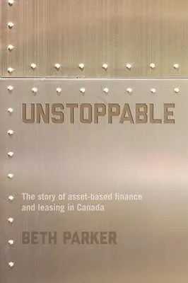 Unstoppable - book cover