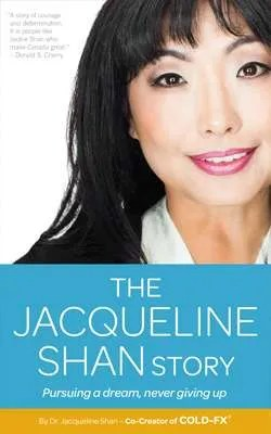 The Jacqueline Shan Story - book cover