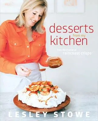 Desserts From My Kitchen - book cover