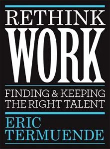 Rethink Work - book cover