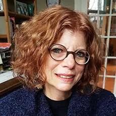 Geri Savis-Fine - writer