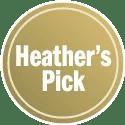 Heather's Pick Icon