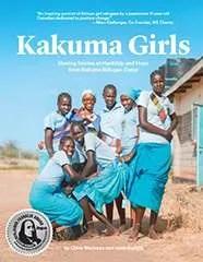 Kakuma Girls - Book cover with IBPA Silver icon