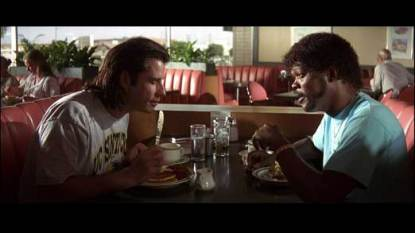 Pulp Fiction Diner