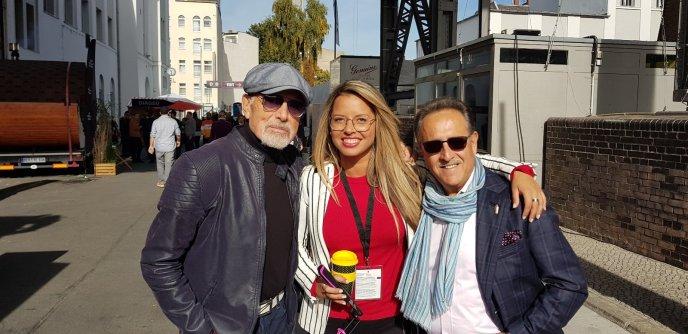 BCB con Peter Dorelli Salvatore Calabrese