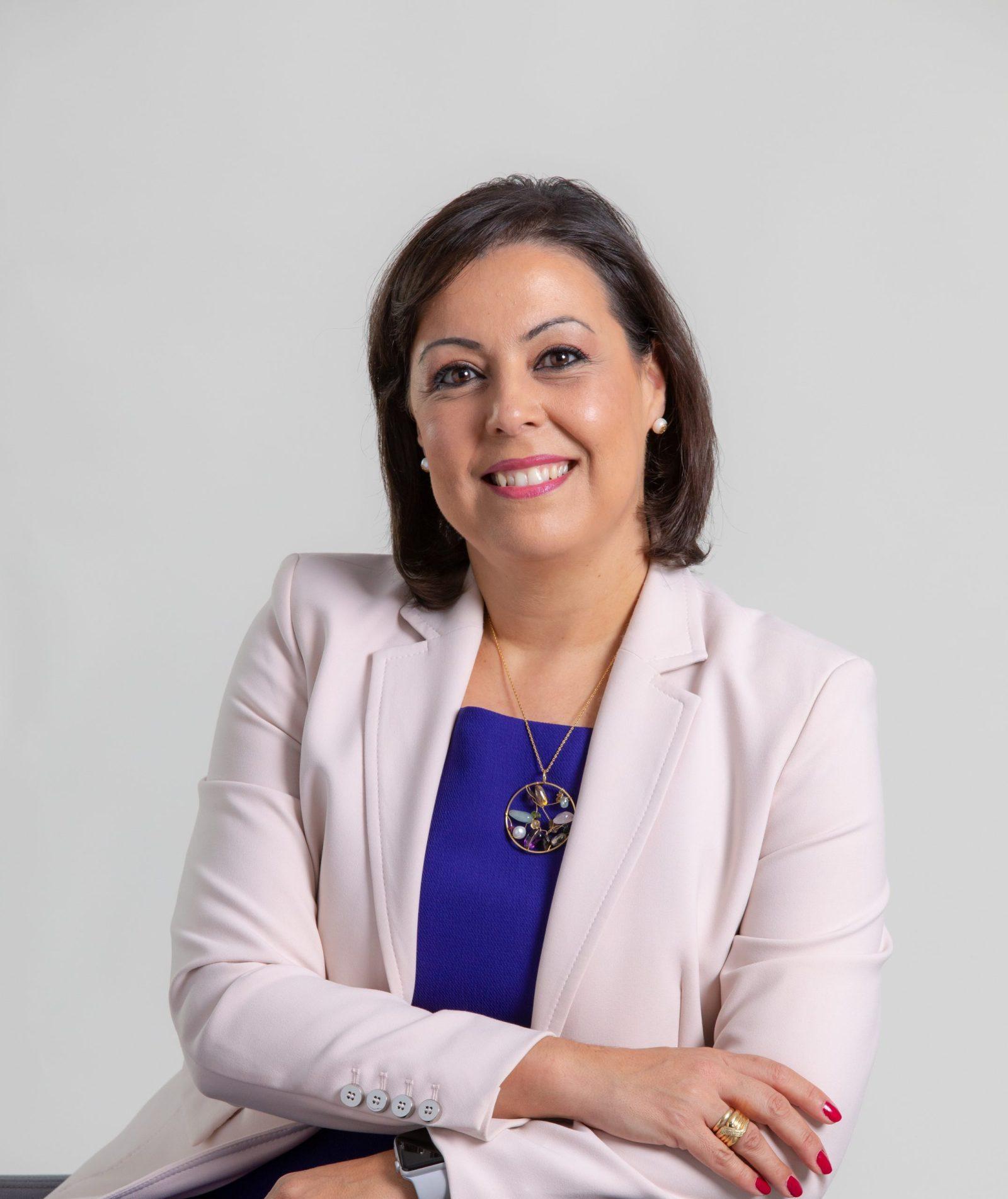 Victoria López, presidenta de Grupo Fedola y directora de GF Hoteles