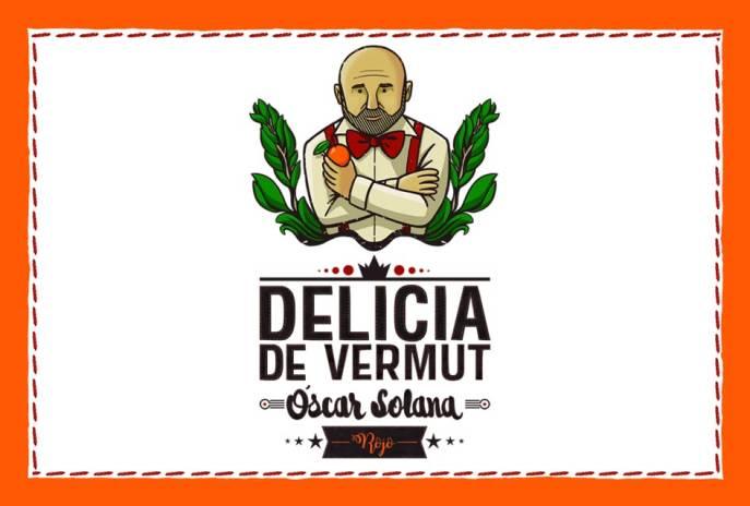 Delicia de vermut Oscar Solana más que una mezcla