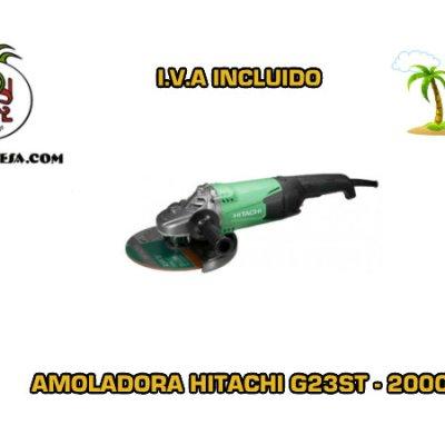 Amoladora Hitachi G23ST