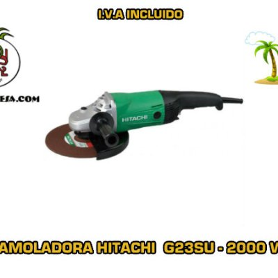 Amoladora Hitachi G23SU