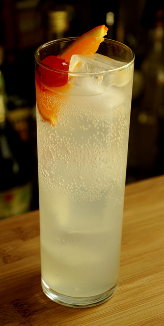 Vodka Collins  Barmans Journal