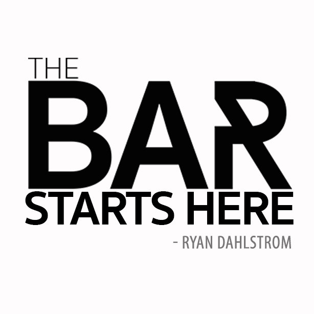 Bar Manuals by the Bar Experts Ryan Dahlstrom and Preston