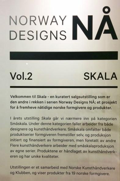 Norway Designs NÅ Vol. 2 SKALA
