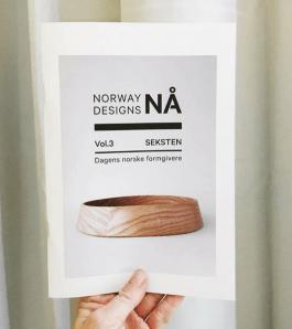 Norway Designs NÅ Vol. 3 Seksten