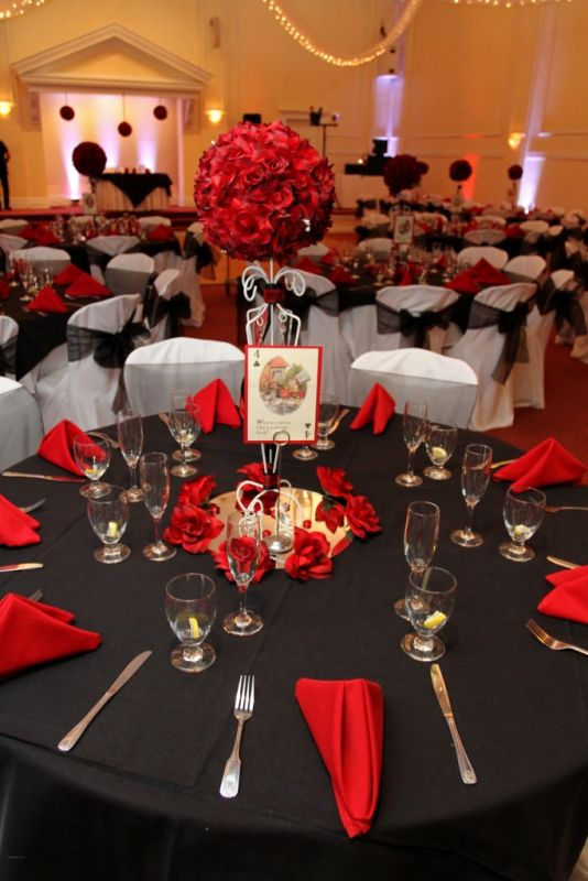 wedding venue chair covers and sashes swivel auckland ideas for how to: viva las vegas themed prom | themes