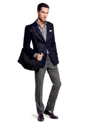 roupa social masculina blazer