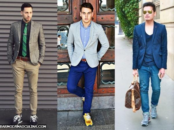 tênis moda 2014 masculino