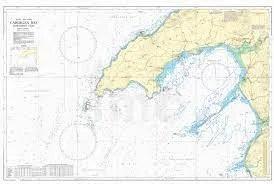 Cardigan Bay Chart