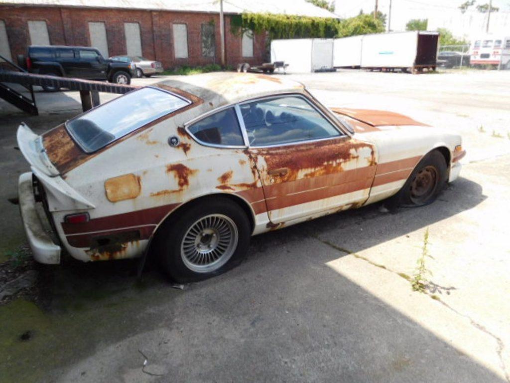 1968 Impala Convertible Project