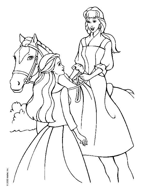 Fargeleggingsark For Barn Morsomme Print Tegninger Til