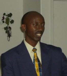 Pastor Dominic