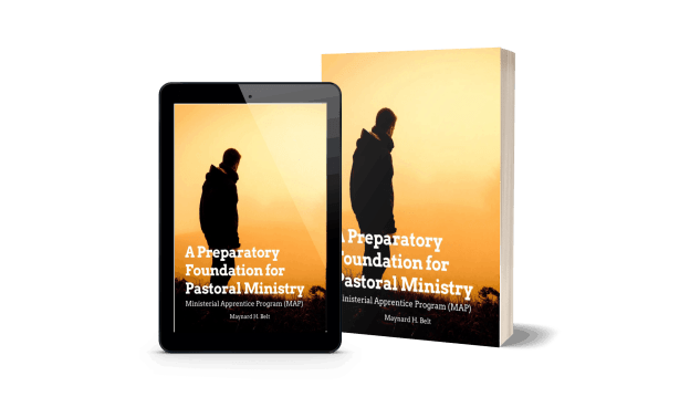 A Preparatory Foundation for Pastoral Ministry