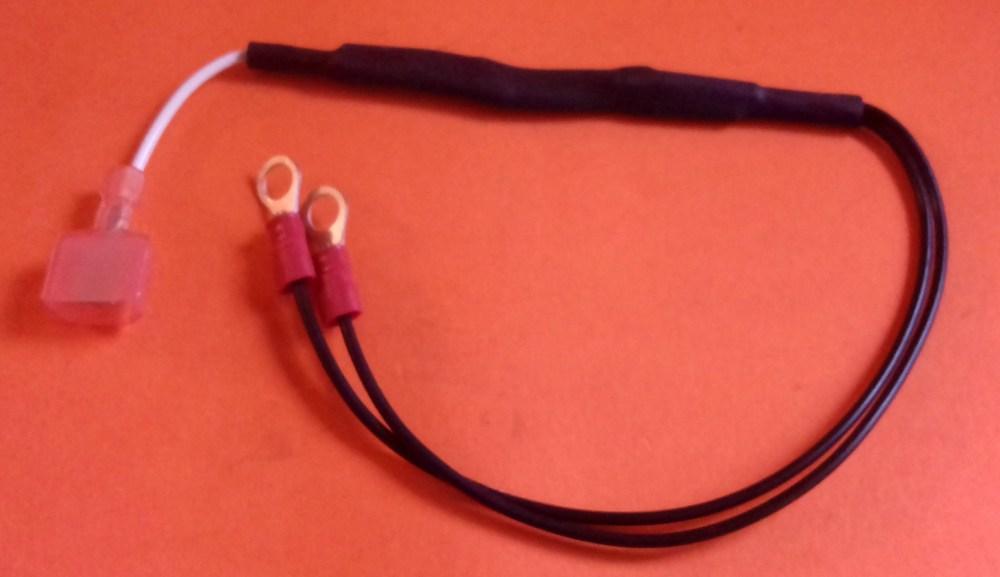 medium resolution of dyna single fire tach adapter