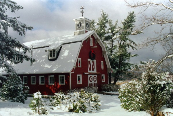 Merry Christmas Happy Hanukah! National Barn Alliance