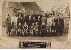 barnby school 1937