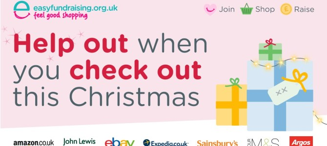 Shopping Online?  Don't forget Easyfundraising & Help Barnby at the same time!