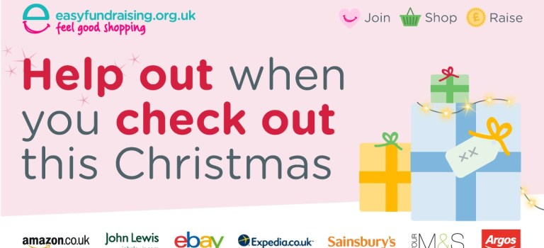 Help Barnby out, when you checkout online this Christmas!