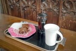 19 All important Coffee break!