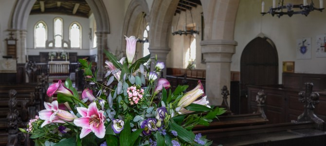 All Saints' Church Open Weekend 7th-8th July 12-5pm