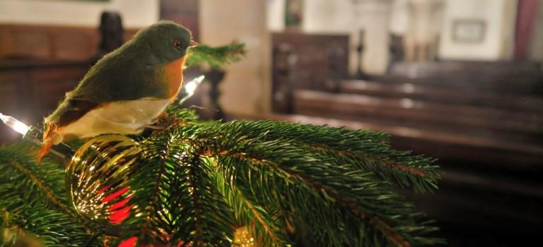 Christmas Carol Service & Raffle – Monday 17th December